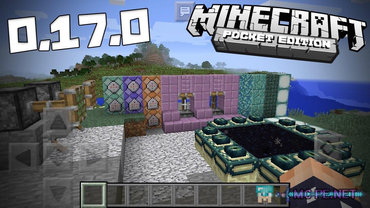 descargar minecraft pe 17.0 apk