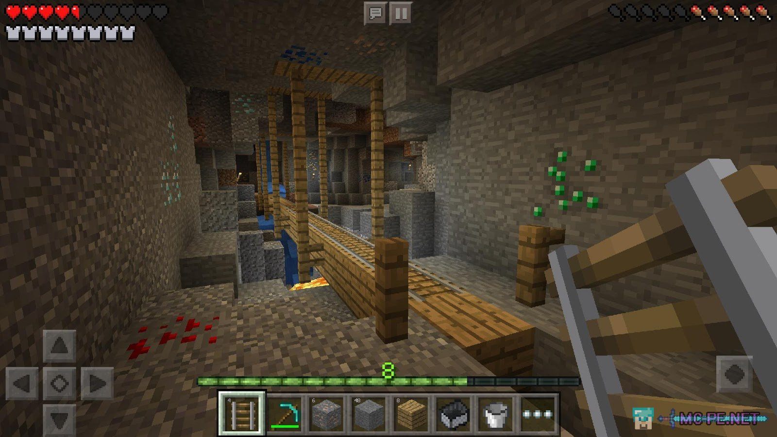 Minecraft Pocket Edition 1 0 0 16 Releases Mcpe Minecraft