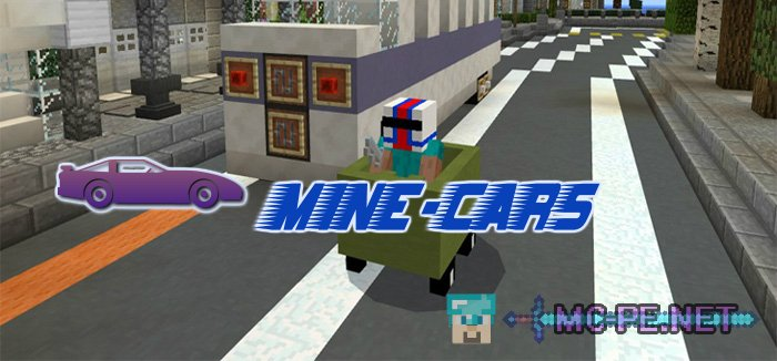 Mine-Cars › Addons › MCPE - Minecraft Pocket Edition Downloads