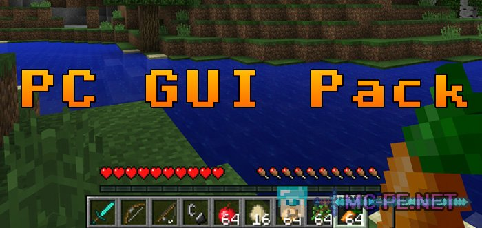 PC GUI Pack [1 1 0] › Resources › MCPE - Minecraft Pocket