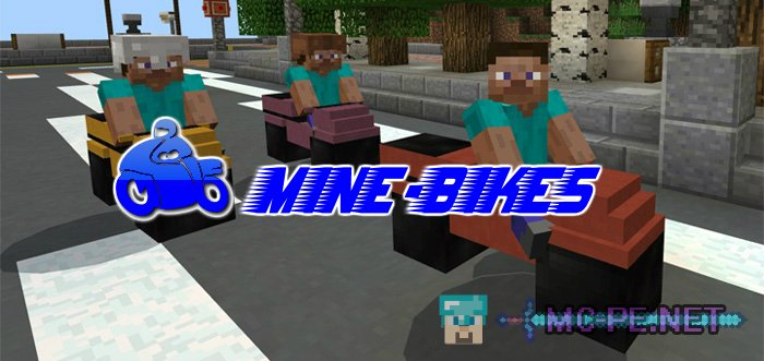 Mine-Bikes › Addons › MCPE - Minecraft Pocket Edition Downloads