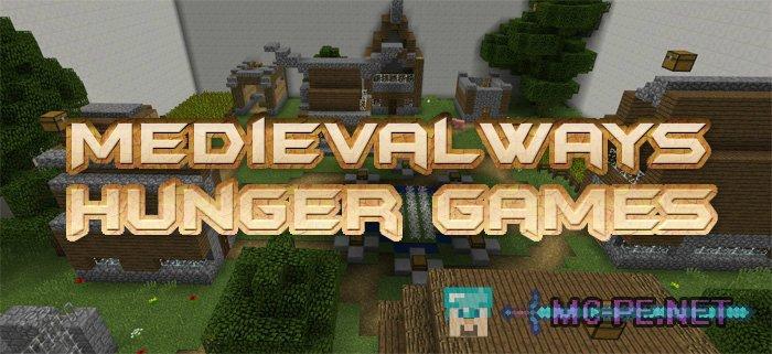MedievalWays Hunger Games [1.0.0] › Maps › MCPE - Minecraft Pocket ...