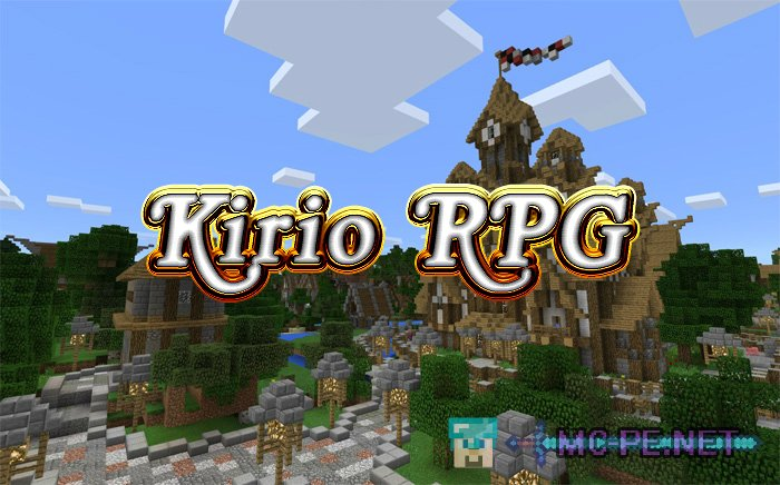 Kirio RPG [1.0.0] › Maps › MCPE - Minecraft Pocket Edition Downloads