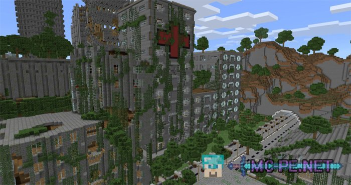 Apocalyptic City [1.1.0] › Maps › MCPE - Minecraft Pocket Edition ...