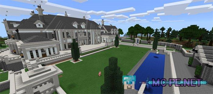 The Alpine Mansion [1 0 4] › Maps › MCPE - Minecraft Pocket
