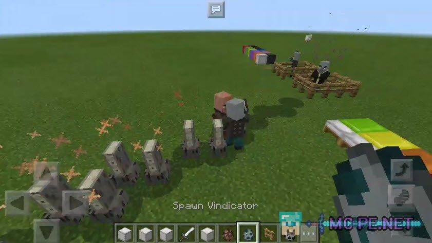 minecraft pe mod apk unlocked