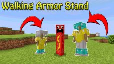 Walking Armor Stands