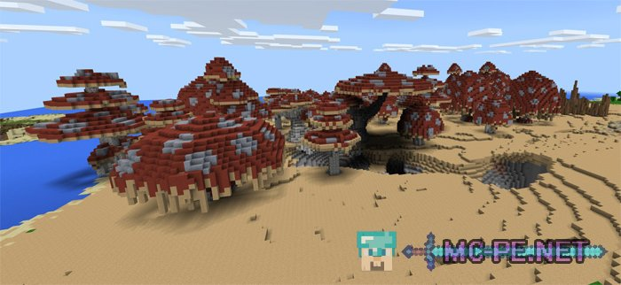 Advanced Island [1 2 0] › Maps › MCPE - Minecraft Pocket