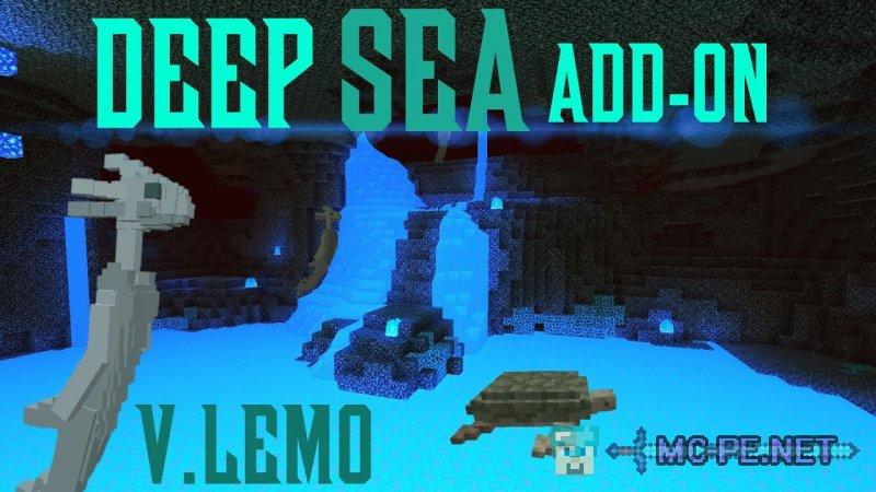 Deep Sea › Addons › MCPE - Minecraft Pocket Edition Downloads