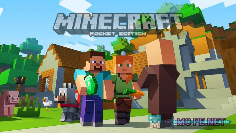 minecraft pocket edition apk 15.0 free download