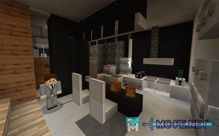 $24M Hillside Mansion [1 2 9] › Maps › MCPE - Minecraft