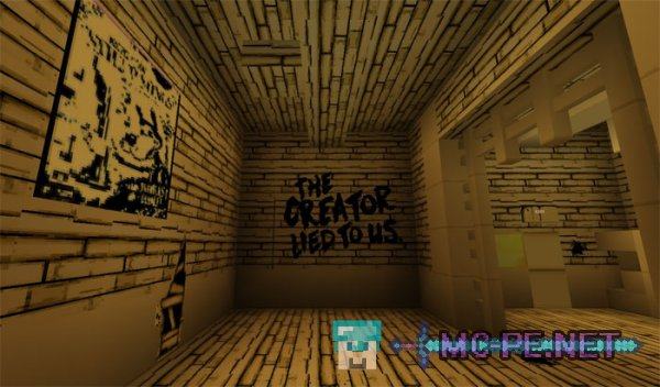 minecraft pe horror map download