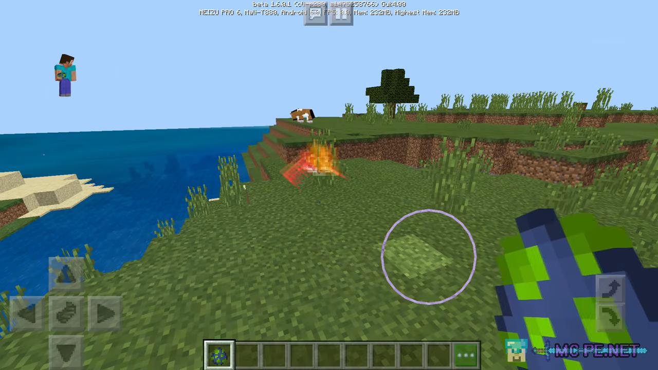 minecraft pe apk mod 1.6.0.1