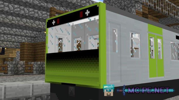 Train › Addons › MCPE - Minecraft Pocket Edition Downloads