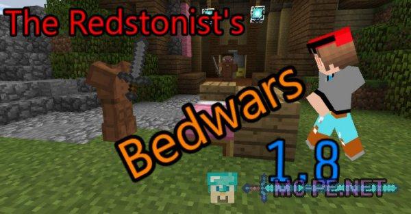 The Redstonist Bedwars 180 Maps Mcpe Minecraft Pocket