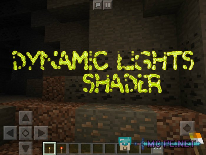 dynamic light minecraft