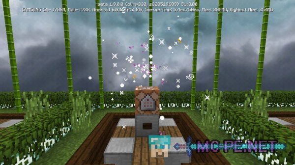 New Particles (34 Particles) [1 8 0] › Maps › MCPE - Minecraft