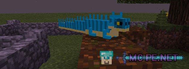 Iguanas And Snakes › Addons › MCPE - Minecraft Pocket