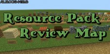 Resource Pack Review Map