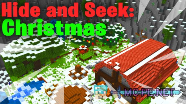 minecraft map hide and seek
