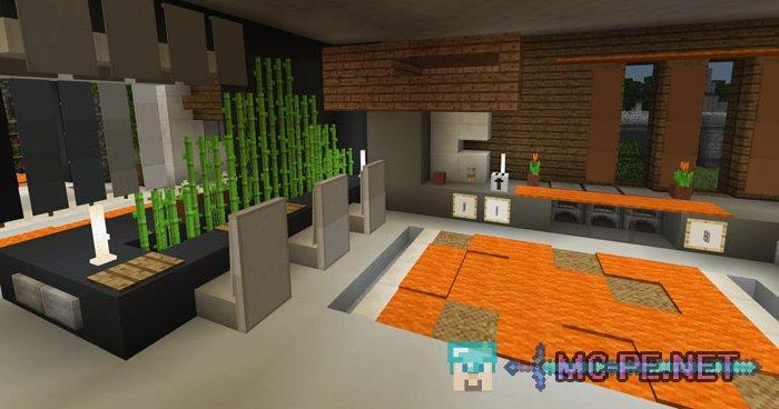 minecraft pe safest house download