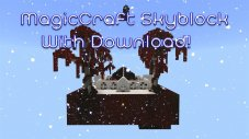 MagicCraft Skyblock 1