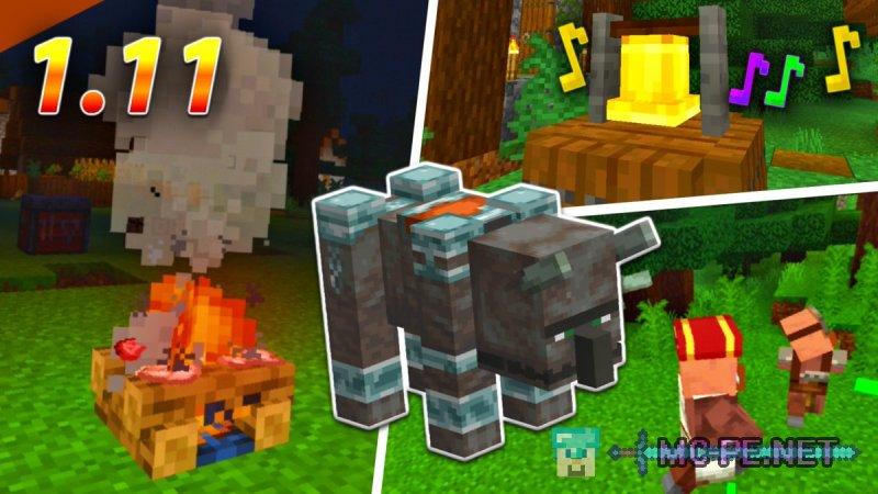 Minecraft: Pocket Edition 1.11.0